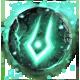 Sacred 3 Badge Foil