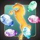 Secret of the Magic Crystals Badge 5