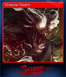Shadow Warrior Card 2