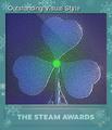 Steam Awards 2019 Foil 2