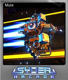 Syder Arcade Foil 5