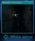 White Mirror Card 1