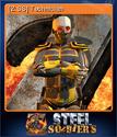 Z Steel Soldiers Card 08