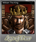 Age of Fear The Undead King Foil 3