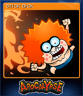 Apocalypse Party's Over Card 1