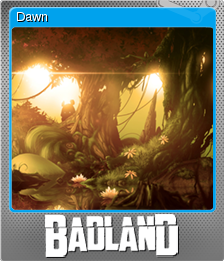 BADLAND Game of the Year Edition Foil 1