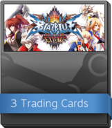 BlazBlue Chronophantasma Extend Booster Pack