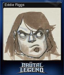 Brutal Legend Card 7
