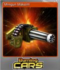 Burning Cars Foil 2