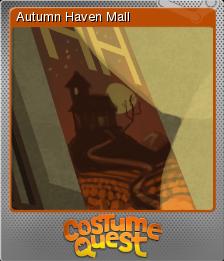 Costume Quest Foil 5