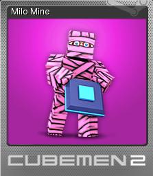 Cubemen 2 Foil 8