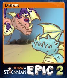 Draw a Stickman EPIC 2 Card 2