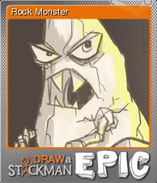 Draw a Stickman EPIC Foil 6
