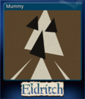 Eldritch Card 6