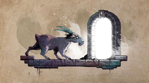 Escape Goat Artwork 1