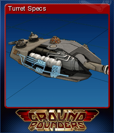 Ground Pounders Card 14