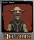 Heldric The legend of the shoemaker Foil 1