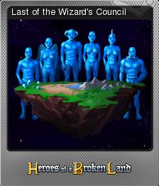 Heroes of a Broken Land Foil 8