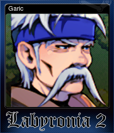 Labyronia RPG 2 Card 1