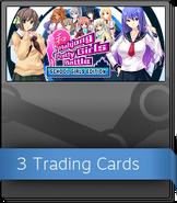 Mahjong Pretty Girls Battle School Girls Edition Booster Pack