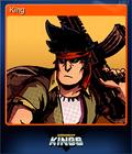 Mercenary Kings Card 1
