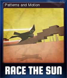 Race The Sun Card 2