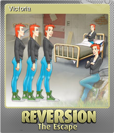 Reversion - The Escape Foil 9