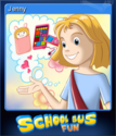 School Bus Fun Card 11