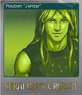 Serafina's Crown Foil 8