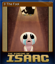 The Binding of Isaac Card 1