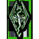 The Elder Scrolls V Skyrim Badge 4