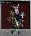 Trinium Wars Foil 04