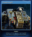 Warhammer 40,000 Space Marine Card 5