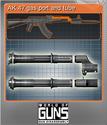 World of Guns Gun Disassembly Foil 01