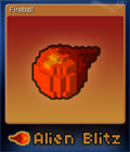 Alien Blitz Card 4