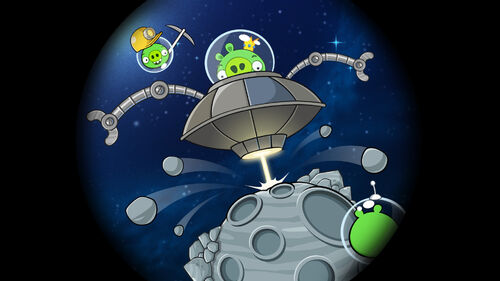 Angry Birds Space Artwork 8