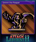 Attack of the Labyrinth + Card 8