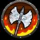 Barbarian Brawl Badge 2
