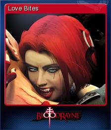 BloodRayne Card 1