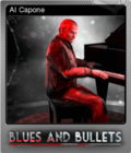 Blues and Bullets Foil 2