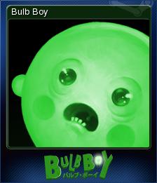 Bulb Boy Card 4