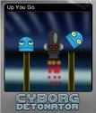 Cyborg Detonator Foil 5