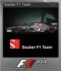 F1 2013 Foil 07