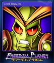 Freedom Planet Card 9