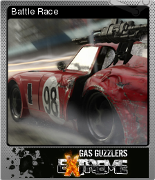 Gas Guzzlers Extreme Foil 3