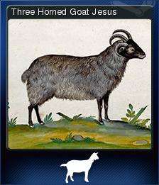 Goat Simulator Card 5