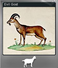 Goat Simulator Foil 4