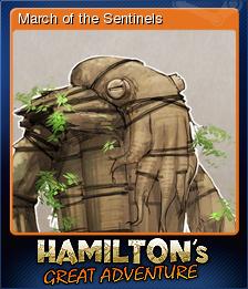 Hamilton's Great Adventure Card 3