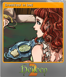 Heileen 2 The Hands Of Fate Foil 6