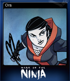 Mark of the Ninja Card 8